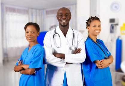 group of doctors pracadmin